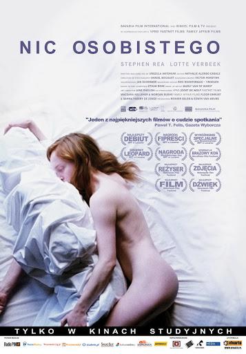 Polski plakat filmu 'Nic Osobistego'