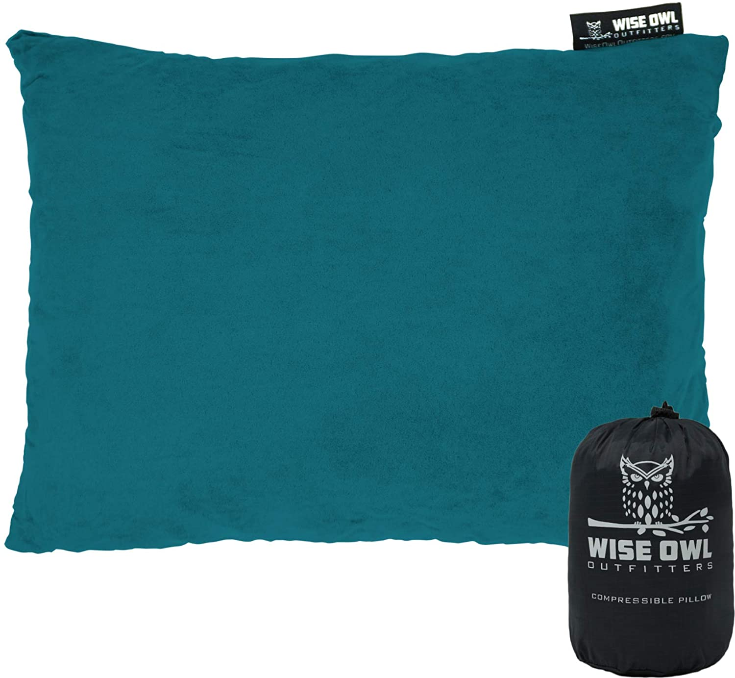 cheap camping pillow that is comfortable
