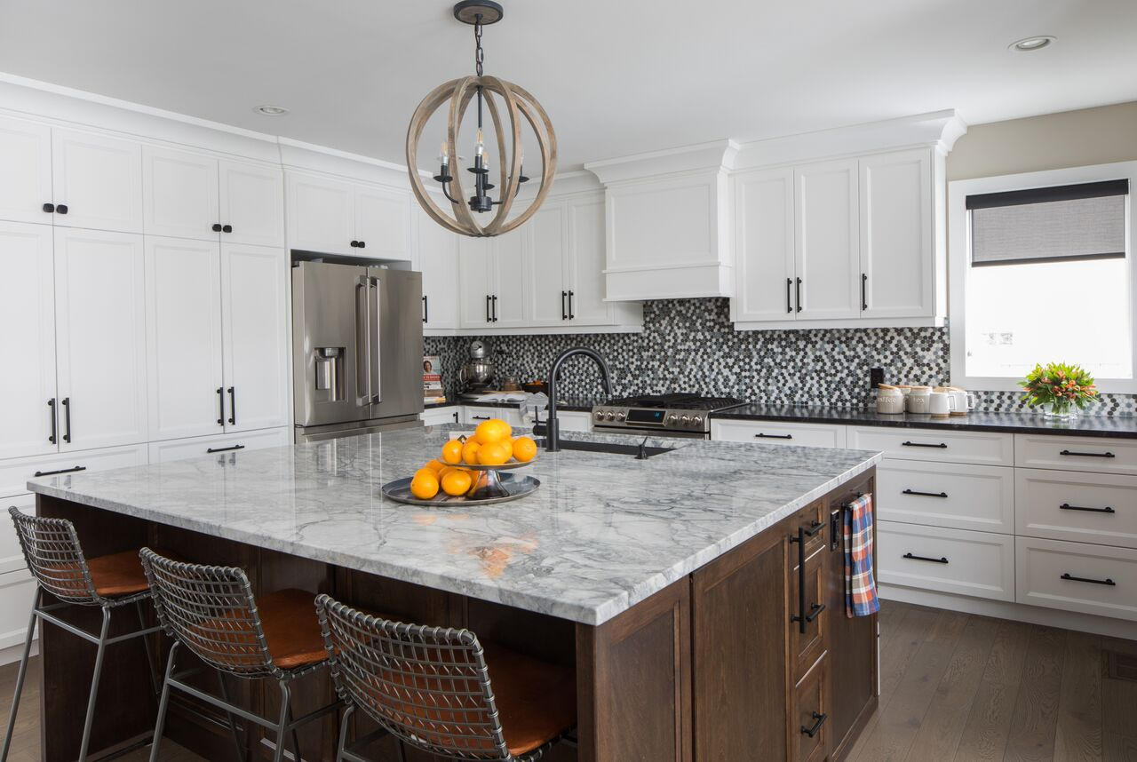 Calgary interior designer leanne bunnell explains how the process works, concept to kitchen