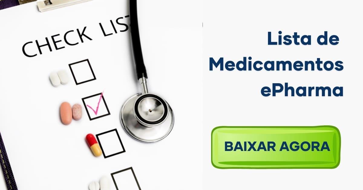 download da lista de medicamentos da ePharma