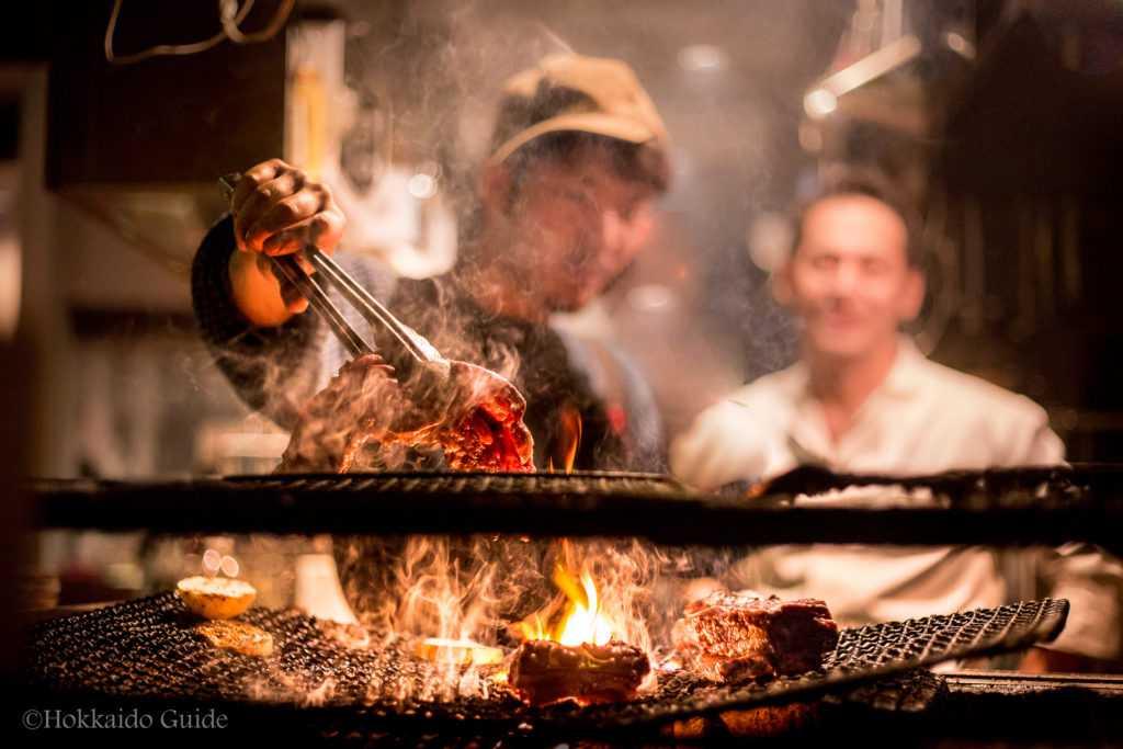 Lễ hội BBQ Kitami Yakiniku