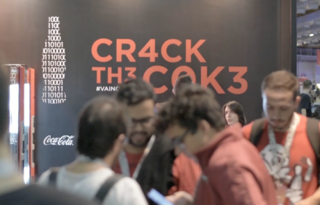 Crack the Coke Campus Party