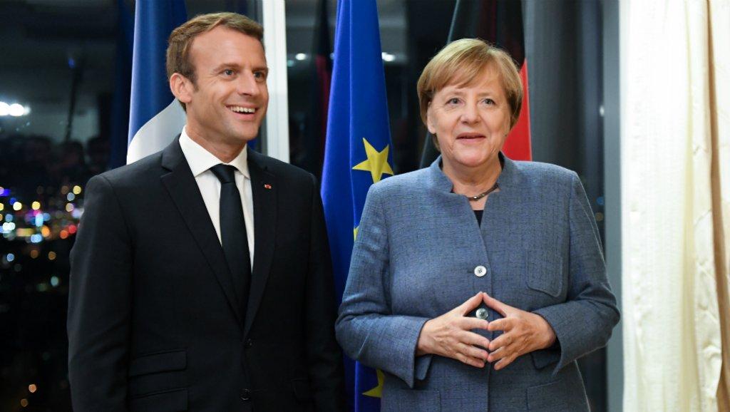 Francia se une a Alemania contra el conflicto del Medio Oriente