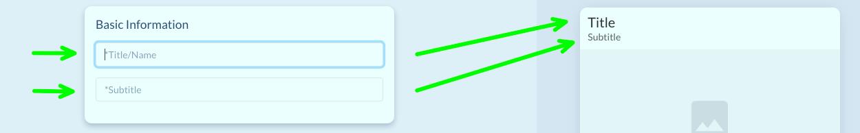 3 step create fastcard