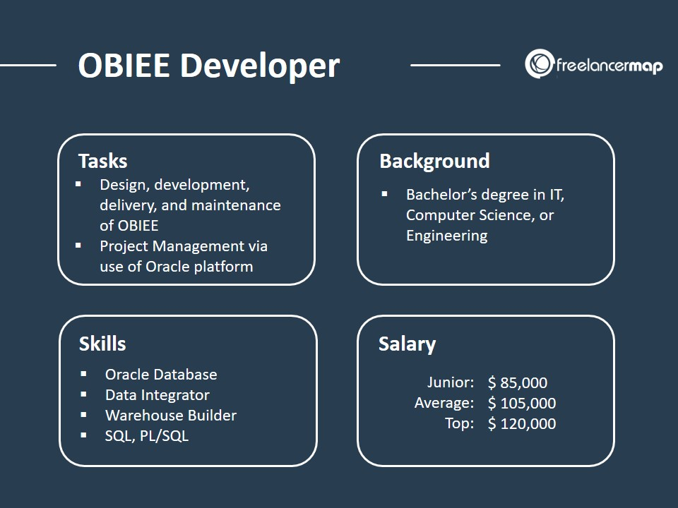 Role Overview of an OBIEE Developer