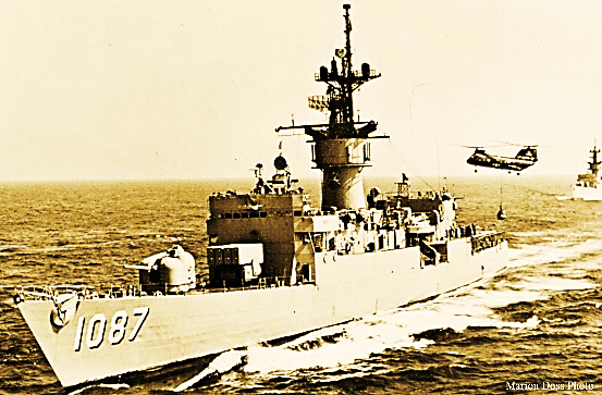 Vinh danh chuyến hải hành lịch sử của tàu USS Kirk giải cứu hơn 32,000 người Việt di tản