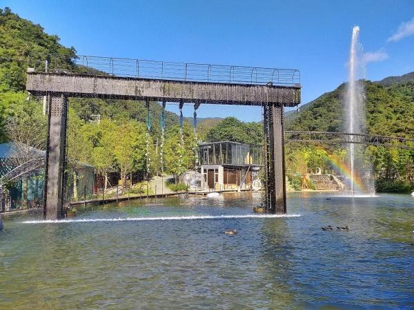 免裝備露營-宜蘭員山-鳳梨屋水上莊園