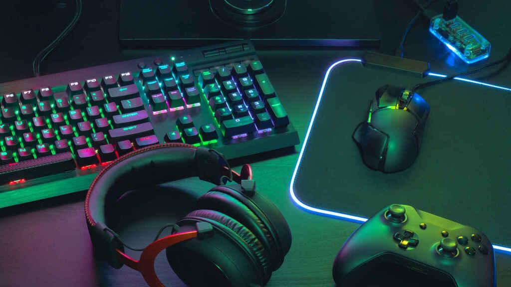 Gaming Week en Amazon: aprovecha los descuentos de hasta el 20% en  productos para gamers