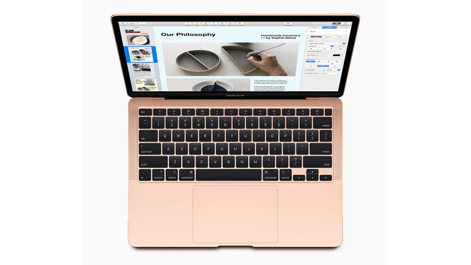 bàn phím Macbook Air 13 2020 256GB