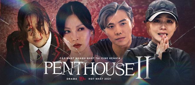 Kết cục của 3 chị đẹp Penthouse 2: Hiền - ác đều khổ lên bờ xuống ruộng, bà cả Su Ryeon bất hạnh thôi rồi! - Ảnh 12.