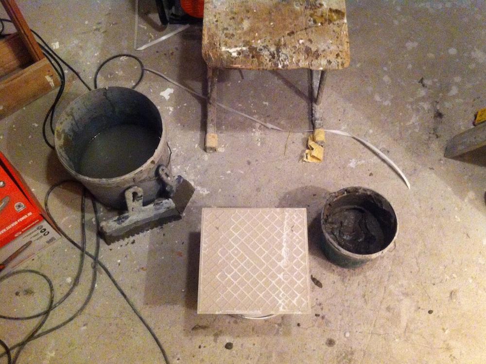 укладки плитки инструменты