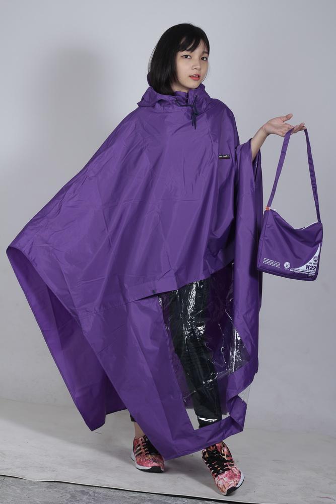 áo mưa choàng k22