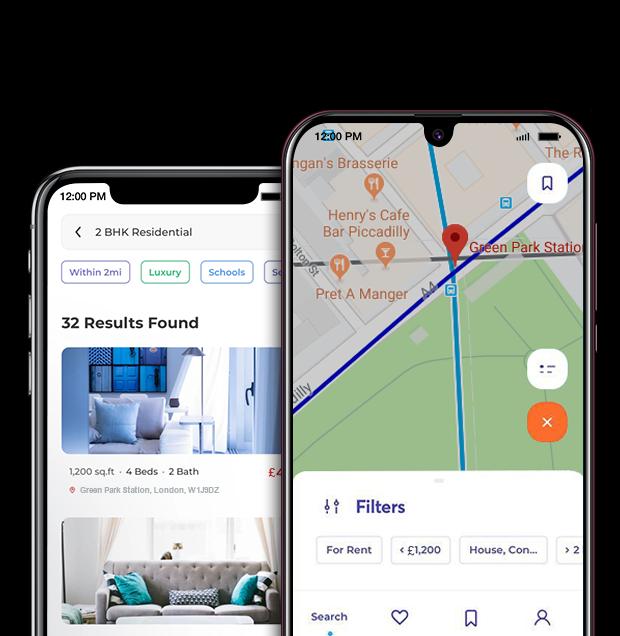 Real Estate App | On-demand Real Estate App Development