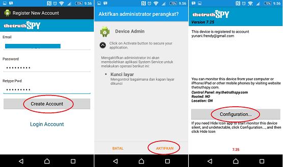 Cara Sadap BBM dengan aplikasi Android 2018 ampuh