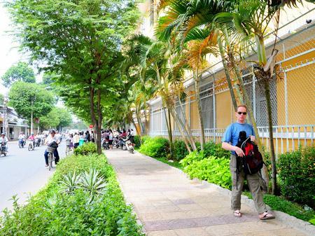 Vỉa hè tại TPHCM phải có quy hoạch