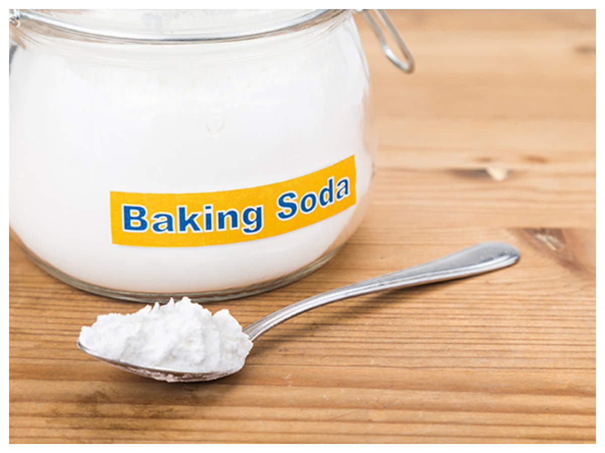 Baking soda as Deodorizer