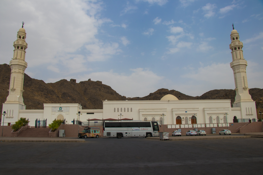Seven Mosques, Site of Battle of The Trench Khandaq, Madinah