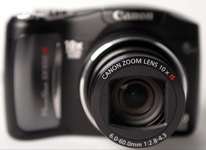 Canon powershot sx100is instruction manual