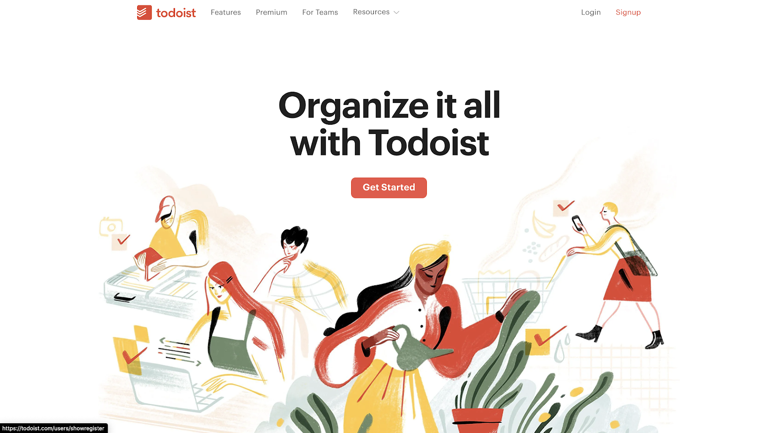 todoist - Organize it all with Todoist