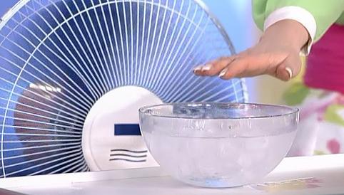 10 способов обойтись без кондиционера в летнюю жару от компании MOYO