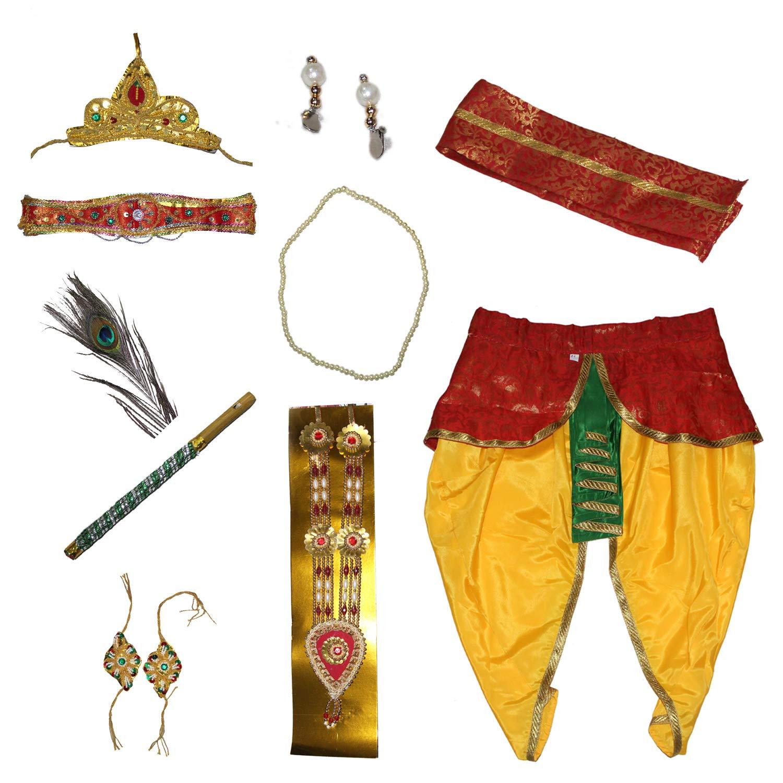 Krishna Costume For Boy