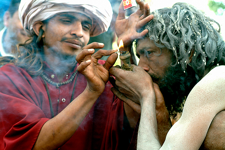 On the street, recreational - medicinal - spiritual use of Ganja