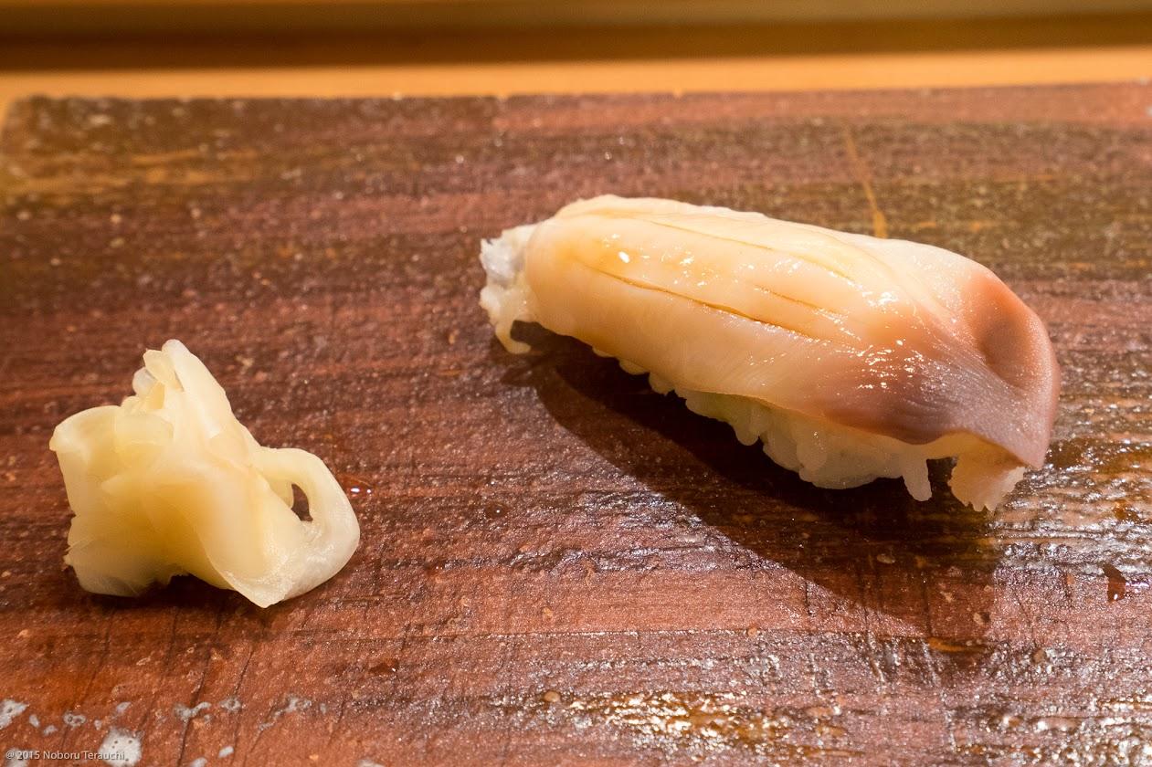 北奇貝の煮切り醤油