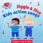 Jiggle and Jive Kids Action Songs