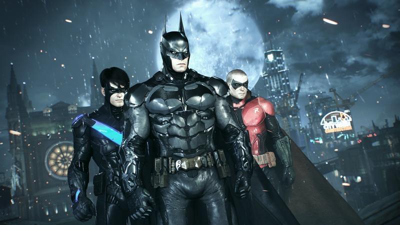 Batman: Arkham Knight nighthawk