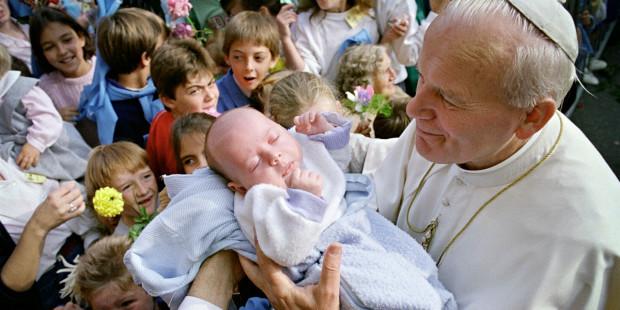 Một ngày trong đời sống của Đức Gio-an Phao-lô II
