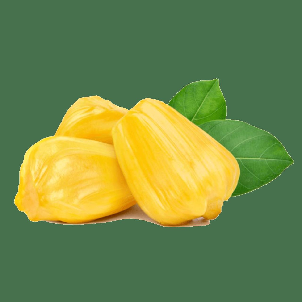 The jackfruit contains 94 calories per 100 grammes