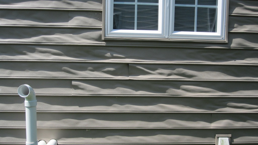 The Most Common Vinyl Siding Problems