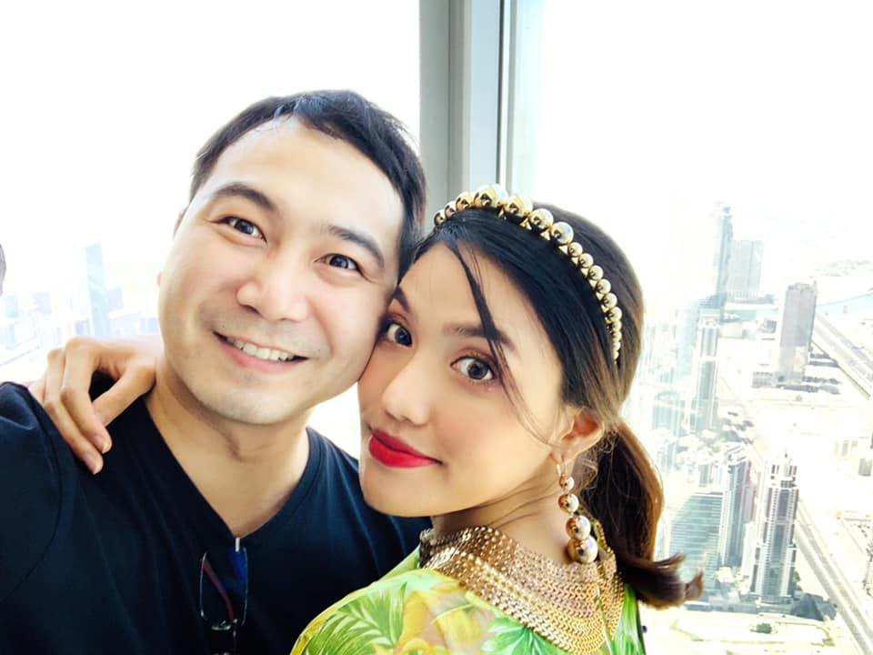 Kỷ niệm 2 năm ngày cưới ông xã Lan Khuê dành những lời ngọt ngào cho vợ - ảnh 5