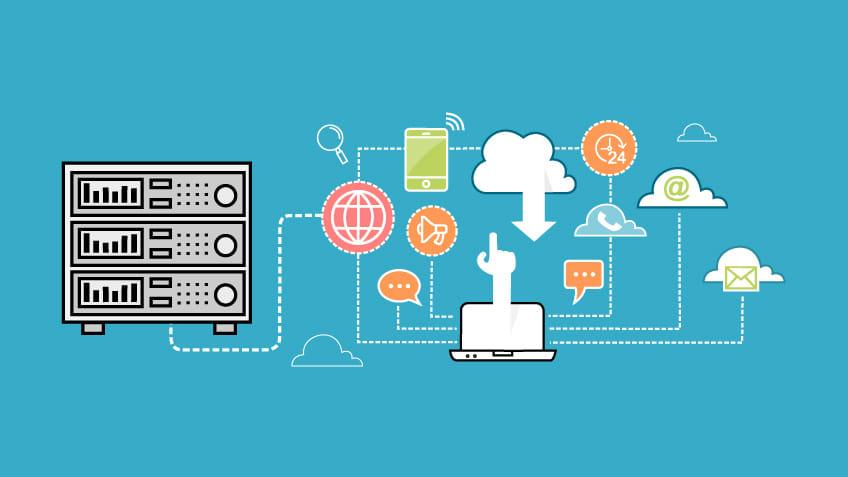 Cloud Computing Architecture: Front-end & Back-end