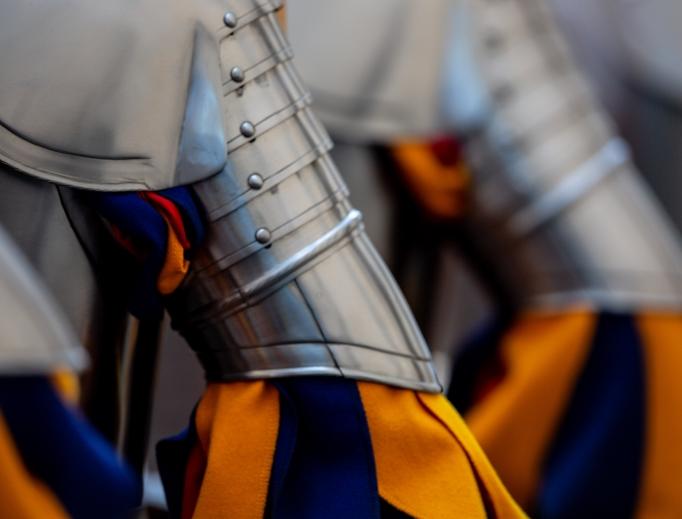 Những người lính của Giáo hoàng: Truyền thống lưu truyền của đội vệ binh Thụy sĩ Giáo hoàng ở Vatican