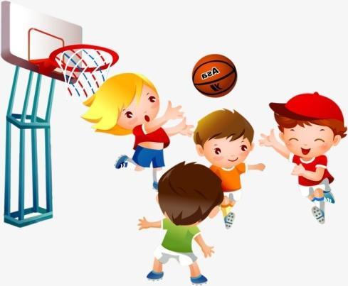Image result for basketball for kids clipart