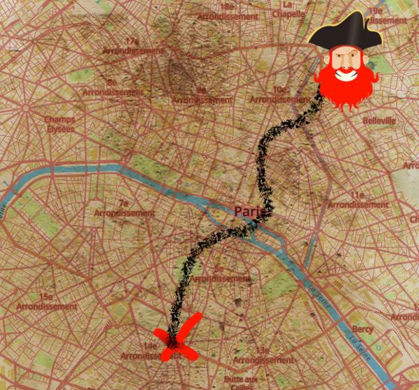 Mutinerie map