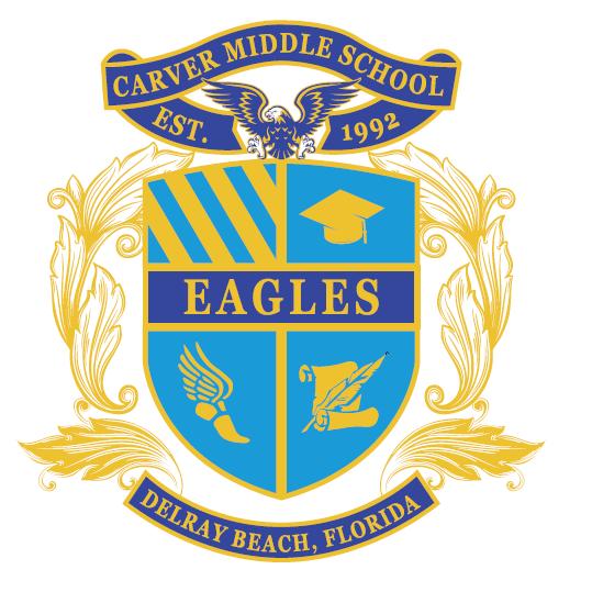 Carver Middle School Logo