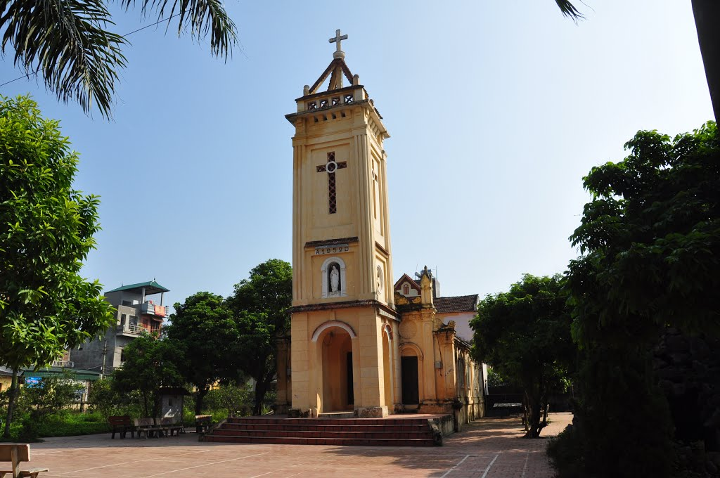 Nhà thờ Ngọc Mạch, Hà Nội