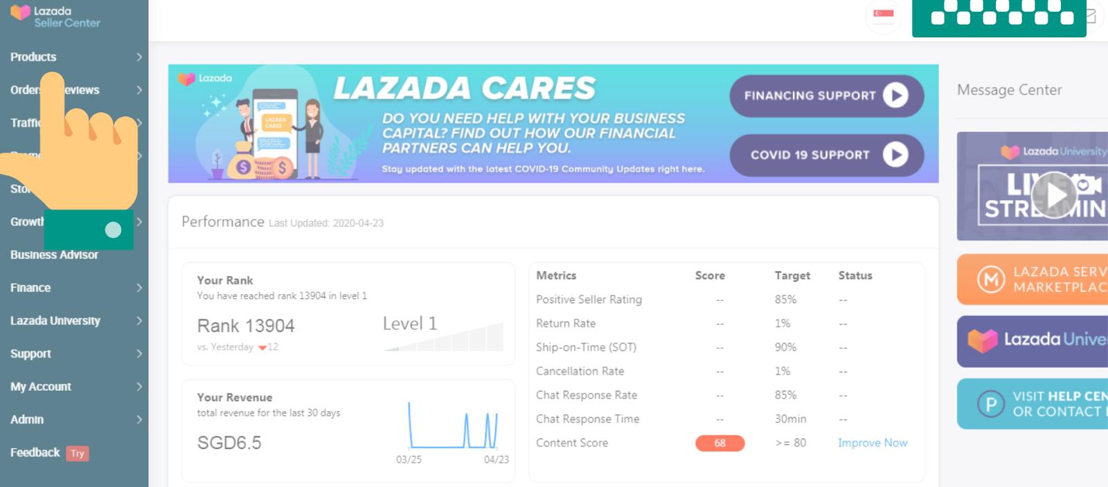 Nghiên cứu từ khóa - Cách tìm cụm từ tìm kiếm tốt nhất cho Lazada và Shopee