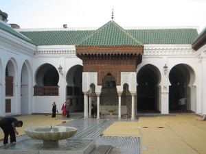 The University of Karaouine in Fes