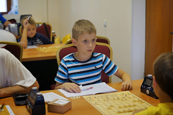 Летняя школа сёги в Суздале