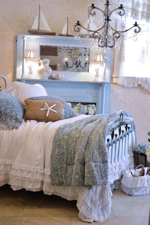 Shabby Chic Decor Bedroom