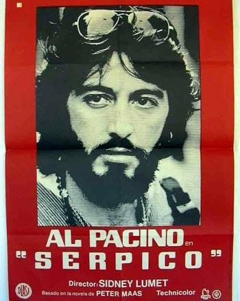Serpico (1973, Sidney Lumet)