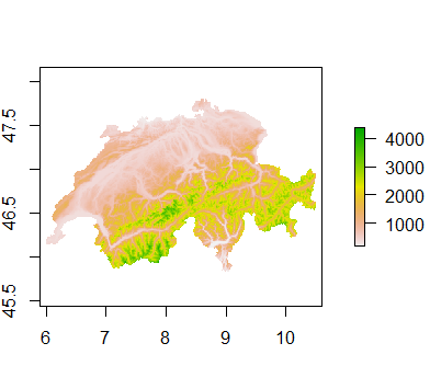 Spatial Visualization with R - Part 2 - ( Working with ShapeFiles) 36