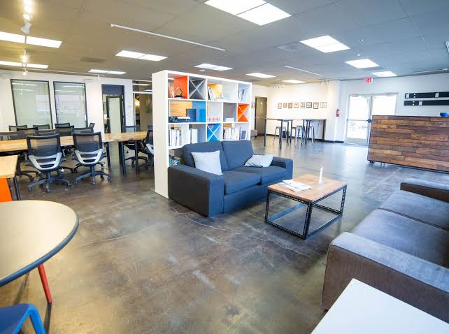 outlet Coworking Space in Sacramento