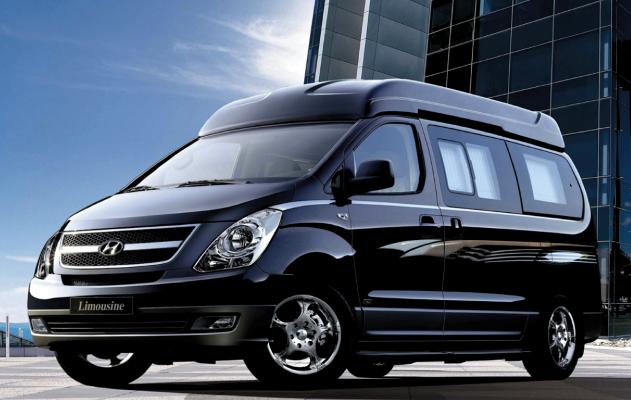 Dòng xe Hyundai Limousine đẳng cấp hiện nay