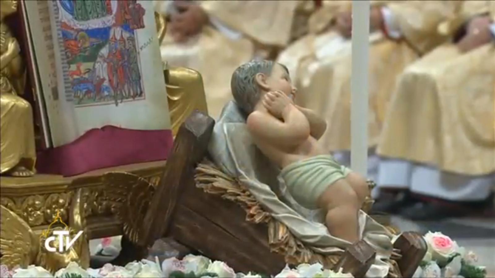 Bài giảng của Đức Thánh Cha Phanxico Lễ Canh thức Giáng sinh