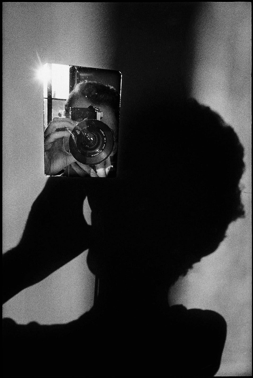 Ugo Mulas, L'operazione fotografica. Autoritratto per Lee Friedlander, da Le Verifiche.