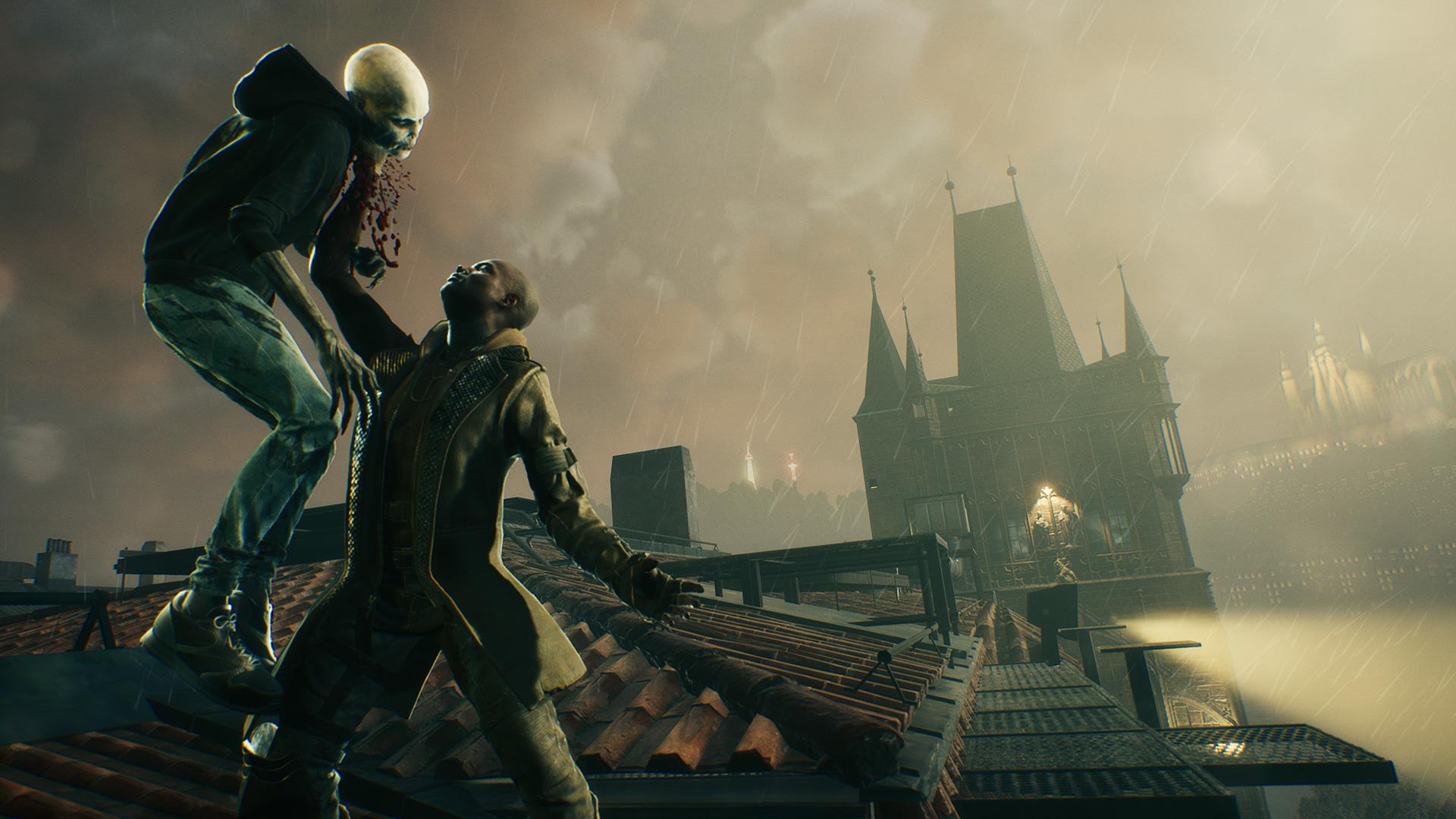 เตรียมความพร้อมล่า Vampire กับ Vampire: The Masquerade Blood Hunt2